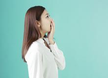 ガミースマイル(笑うと歯ぐきが見えてしまう症状)の緩和治療